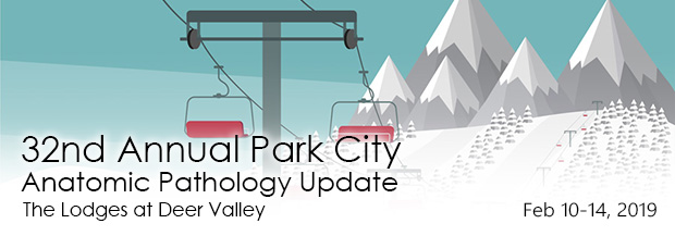 2019 32nd Annual Park City Anatomic Pathology Update: Free Vendor