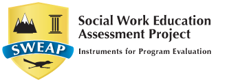 Social Work Education Assessment Project