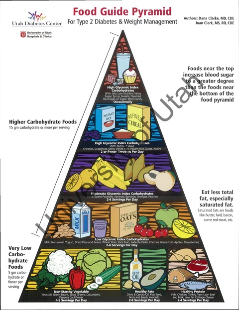 Food Guide Pyramid Corporate License Creative Works